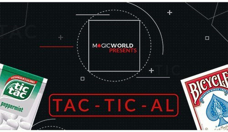 SOLOMAGIA Tactical (rot) by Magicworld - Karten Tricks - Zaubertricks und Props B076ZFTG6J Schönes Design    Modernes Design