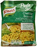 Cheddar Broccoli Pasta Sides expertly combines a broccoli florets with a creamy, cheddar cheese sauce No artificial flavors Quick and easy to prepare - Cooks in 7 minutes Stovetop or microwave cooking Knorr Pasta Sides Cheddar Broccoli Pasta (4.3oz) ...