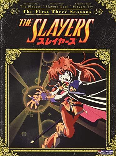Slayers - Seasons 1-3 Box Set
