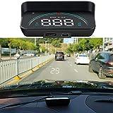 Wisamic Head up Display Auto Headup: HUD Display OBD2 & HUD Display GPS, 3,5 Zoll...