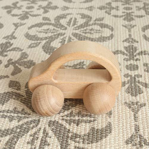 Mamimami Home Bebé Juguetes de madera de haya, 5 piezas