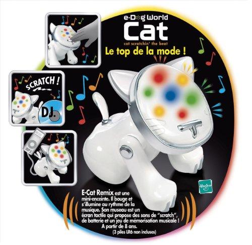 Hasbro - Jeu électronique Portable - E-Cat
