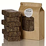 SIMPLICI Coffee Grit bar soap Value Bag (6 Bars)