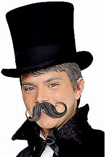 Forum Novelties Men's Novelty Handlebar Mustache