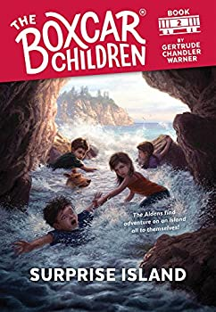 Paperback Surprise Island (The Boxcar Children Mysteries) Book