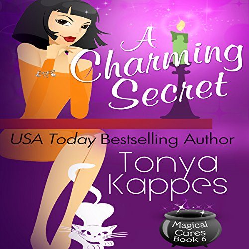 A Charming Secret audiobook cover art