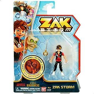 شخصية زاك 3 انش زائد القطع الدائرية