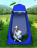 Vinteky Tragbar Umkleidezelt Duschzelt Toilettenzelt Camping Duschzelt Outdoor Tragbar Umkleidekabine