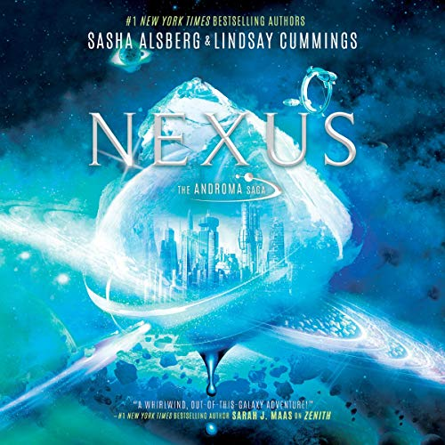 Nexus     The Androma Saga, Book 2              By:                                                                                                                                 Sasha Alsberg,                                                                                        Lindsay Cummings                               Narrated by:                                                                                                                                 Jordan Claire McCraw,                                                                                        Stephen Dexter,                                                                                        Caitlin Davies,                   and others                 Length: 12 hrs and 44 mins     2 ratings     Overall 4.5
