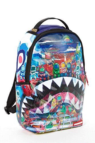 SPRAYGROUND - Mochila con diseño de Tiburones asiáticos