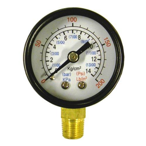 Powermate Vx 0320121RP Pressure Gauge