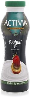 Activia Kiwi & Strawberry Yogurt - 280 ml