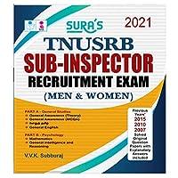 TNUSRB Sub-Inspector SI (Men and Women) Recruitment Exam books