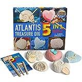 Kits Ciencia Geográfica Nacional Juguete para Niños Perlas Fósiles Kit Excavación Gemas Regalo para niños de 5 a 12 años arqueología conjunto paleontología juguete edad 6 7 8 9 regalo cumpleaños Niño