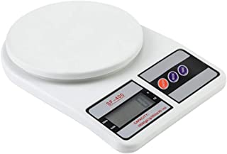 Elalma SF-400 10KG / 1g ABS Kitchen Mail LCD Digital Scale Automatic Switched Off Kitchen Scale