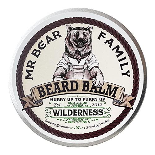 Mr Bear Family Balsamo Barba Condizionatore Wilderness (60 ml)
