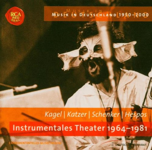 Experimentelles Theater - Instrumentales Theater 1964¿1981