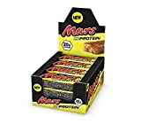 Mars Hi Protein Bar (12 x 59g) - High Protein Energy Snack with Caramel, Nougat and Real Milk Chocolate - Contains 20g Protein