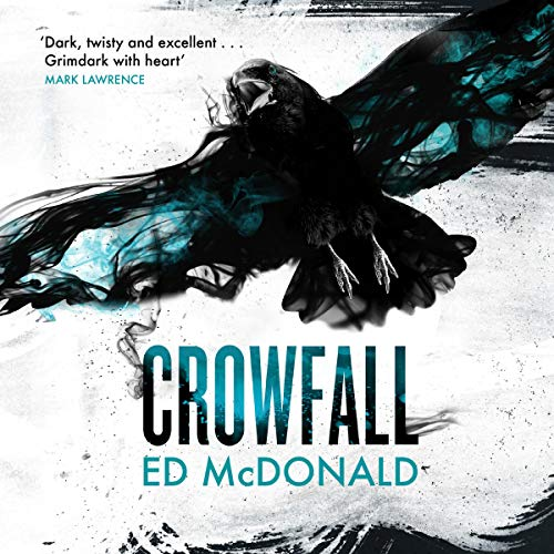Crowfall cover art