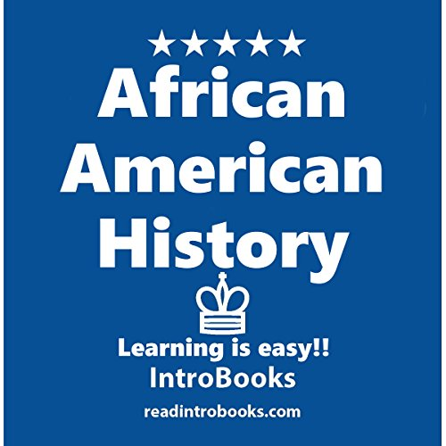 African American History audiobook cover art
