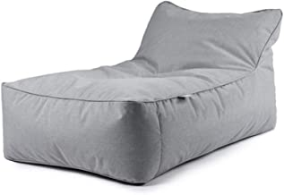 Bean Bed Pastel (Grey)- Extreme Lounging