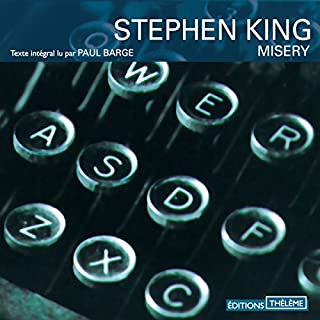 Misery [French Version] cover art