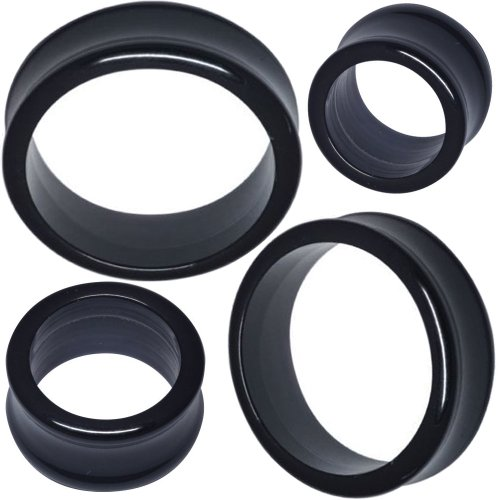 15/16 gauges Ears Plugs Tunnels Gauge Wood Silicone Stone Double Single Flare Flared tapers 15/16 24mm