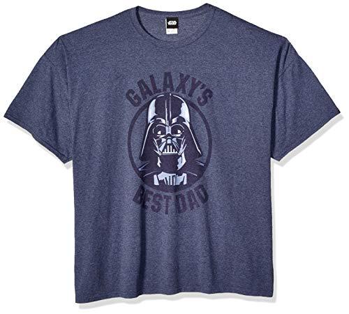 Camiseta oficial de Star Wars para hombre