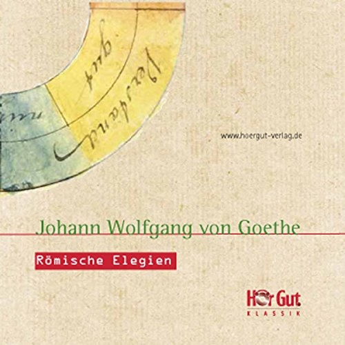 Römische Elegien audiobook cover art