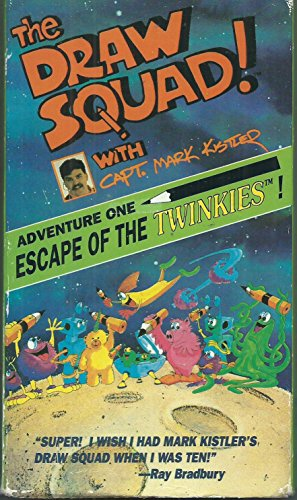 Draw Squad:Escape of the Twinkies [VHS]