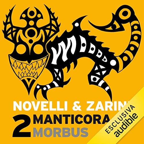 Morbus audiobook cover art