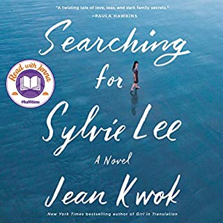 Searching for Sylvie Lee audiobook cover art