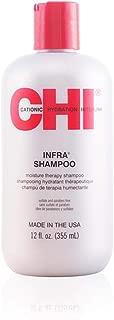 chi infra shampoo moisture therapy