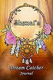 Shenai's Dream Catcher Journal: Shenai Personalised Custom DreamCatcher Name Dream Journal / Logger...