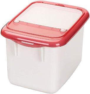 WWJHH-Food storage box BoîTe De Rangement De Cuisine RéCipient De Nourriture BoîTe De Rangement du Riz en Plastique avec C...