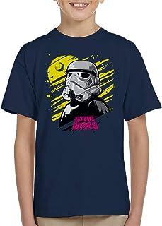 Star Wars Bold Imperial Stormtrooper Kid's T-Shirt