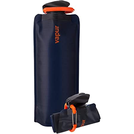 Jimdary Folding Water Storage Bag for Outdoor Camping Hiking storing cold water or used as a ice bag Foldable Portable 2L Water Storage Lifting Bag