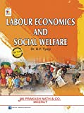 JPNCo Books Top Selling Latest Edition Labour Economics Book With Social Welfare Books For Commerce Students BY DR.B.P TYAGI & DR.H.P SINGH [Paperback] [Jan 01, 2017] DR.B.P TYAGI and DR.H.P SINGH