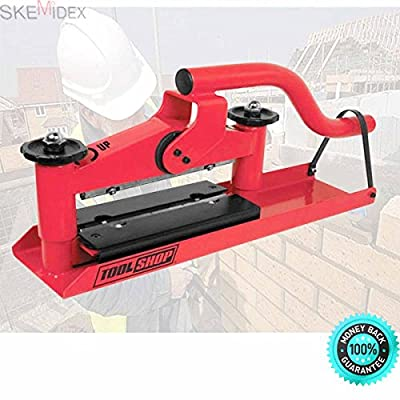 """COLIBROX- Cut 3.5"""" Guillotine Concrete Block Brick Paver Splitter Cutter Great deal on a great concrete paver and block splitter in this brand new in original box and packaging"""