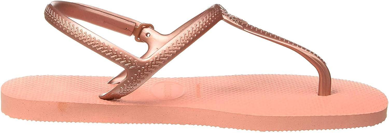 Havaianas Women's T-Bar 4.5 Overseas parallel import regular item Omaha Mall Sandals us