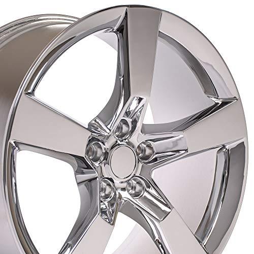 ss silverado rims - 5