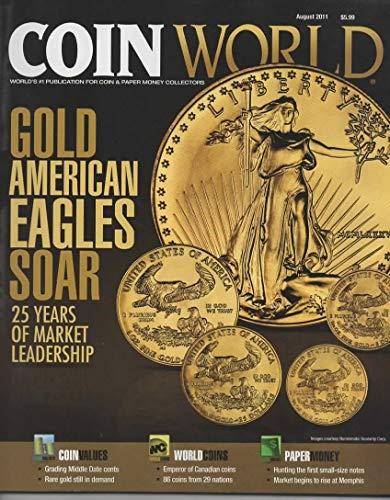 Coin World Magazine, August 2011 (Vol 52, Issue 2678)