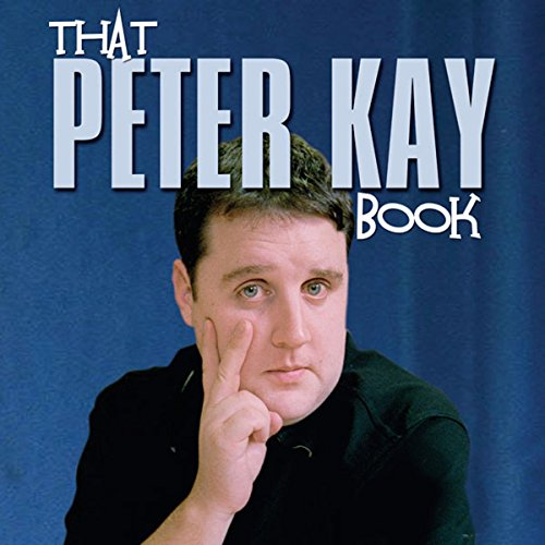 That Peter Kay Book cover art
