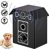 Dog Bark Control Anti Bark 50 FT Range Stop Barking Device, Training Tool