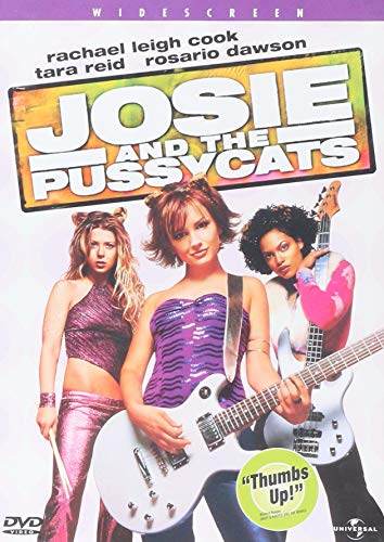 Josie and the Pussycats [DVD]