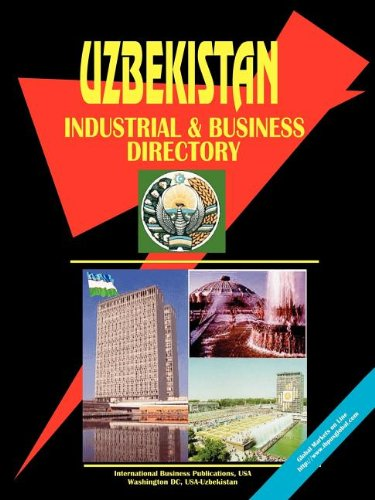 Uzbekistan Industrial and Business Directory [Lingua Inglese]