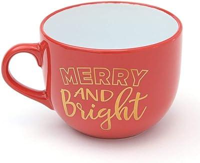 Gartner Studios 'Merry and Bright' Soup Mug, 1 Count
