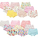 BLOMDES Big Girls' Panties 6 Pack Random Underwear for Girls Cotton for 11-12 Years