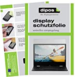 dipos I 2X Schutzfolie matt kompatibel mit Medion Akoya E3222 Folie Bildschirmschutzfolie