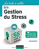 La Boîte à outils de la gestion du stress - Dunod - 15/06/2016